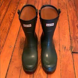 Hunter Original men's shirt rain boots